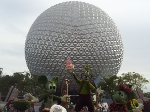Epcot: Disney World for adults!