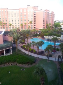 Caribe Royale Resort in Orlando.  Heaven on Earth!